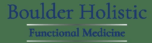 Boulder Holistic Logo